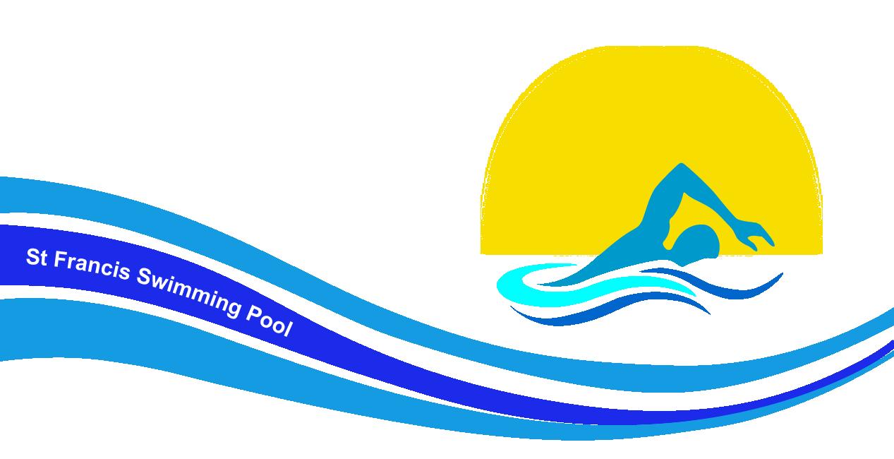 St Francis Swimming Pool Logo
